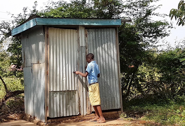 Child.org HealthStart 2 latrine