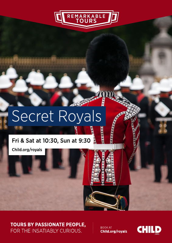 Secret Royals Poster